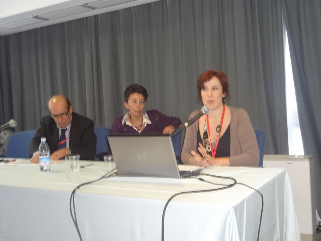Relatrice Danila Severino Terapista della Riabilitazione- CDR Isoptera dal 1996