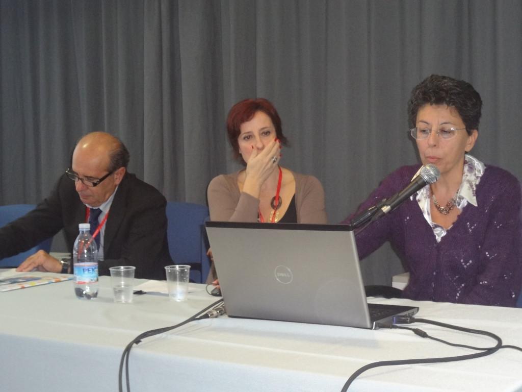 Relatrice Francesca De Benedictis- Psicologa psicoterapeuta- CDR Isoptera