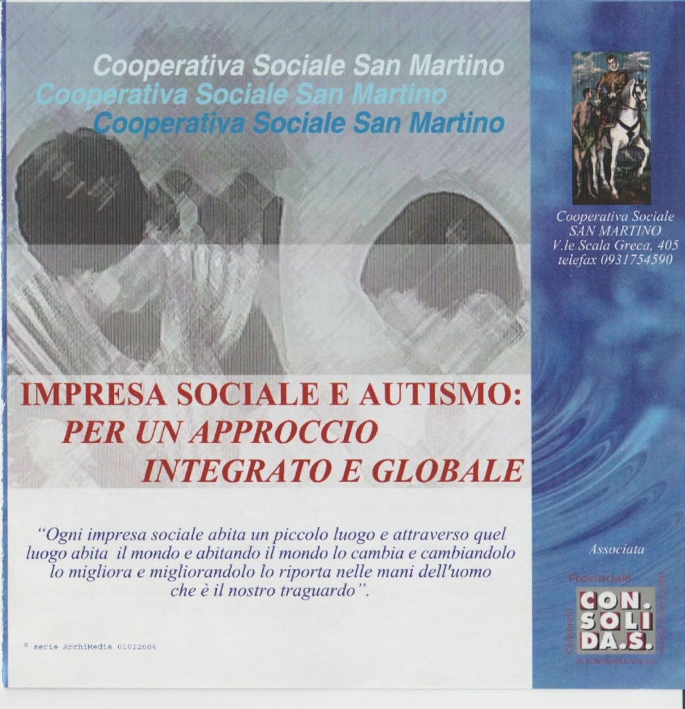 impresa sociale e Autismo 2003 001